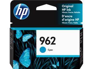 HP 962 Ink Cartridge - Cyan