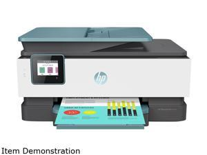 HP OfficeJet Pro 8035 Wireless All-In-One Color Inkjet Printer - Basalt - Includes 8 months of Instant Ink