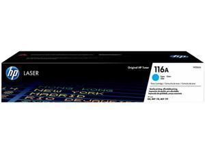 HP 116A LaserJet Toner Cartridge - Cyan