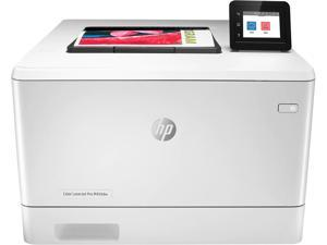 HP LaserJet Pro M454dw Auto Duplex Wireless Color Laser Printer