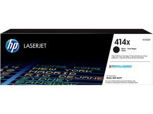 HP 414X High Yield LaserJet Toner Cartridge - Black