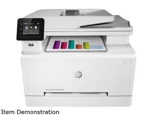 HP LaserJet M283fdw MFP Color Multifunction Laser Printer, 7KW75A#BGJ