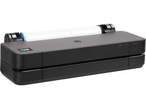 "HP DesignJet T250 Large Format Compact Wireless Plotter Printer - 24"", with Mobile Printing (5HB06A)"