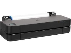 """HP DesignJet T230 Large Format Compact Wireless Plotter Printer - 24"""", with Mobile Printing (5HB07A)"""