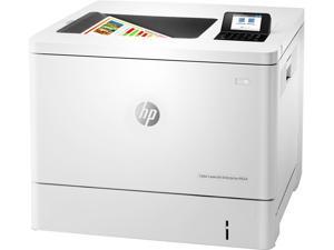 HP LaserJet Enterprise SFP M554dn Workgroup Letter: Up to 35 ppm Black  A4: Up to 33 ppm Black Print speed (Landscape, A5): Up to 55 ppm Black Color (best): HP ImageREt 3600; Color (normal): Up to 600