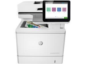 HP LaserJet Enterprise MFP M578c Color Laser Printer