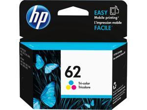 HP 62 Ink Cartridge - Cyan/Magenta/Yellow