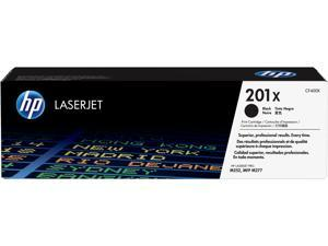 HP 201X High Yield LaserJet Toner Cartridge - Black