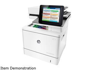 HP Color LaserJet Enterprise M577dn (B5L46A#BGJ) Duplex 3600 dpi USB / Ethernet Laser Multifunction Printer