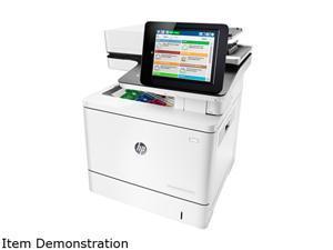 HP LaserJet Enterprise Flow M577z (B5L48A#BGJ) Duplex USB/Ethernet Laser Multifunction Printer