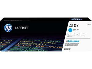 HP 410X High Yield LaserJet Toner Cartridge - Cyan