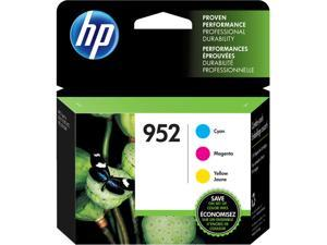 HP 952 Ink Cartridge - Combo Pack - Cyan / Magenta / Yellow