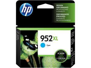 HP 952XL High Yield Ink Cartridge - Cyan