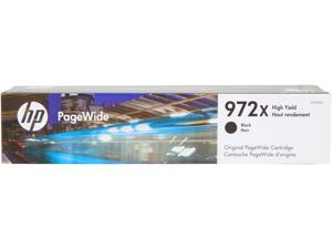 HP 972X High Yield Ink Cartridge - Black