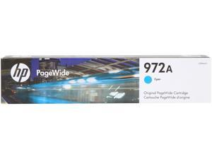 HP 972A Ink Cartridge - Cyan