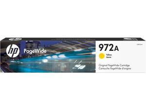 HP 972A Ink Cartridge - Yellow