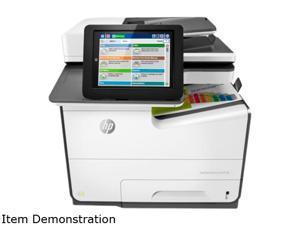 HP PageWide Enterprise 586dn Auto Duplex Colour Inkjet Printer (G1W39A#BGJ)