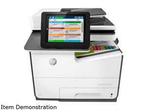 HP PageWide Enterprise 586f Auto Duplex Colour Inkjet Printer (G1W40A#BGJ)