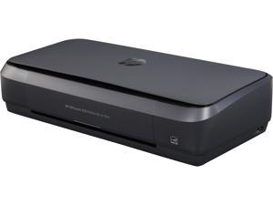 HP OfficeJet 250 (CZ992A) All-In-One Duplex Wireless Mobile Portable Color Inkjet Printer