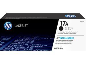 HP 17A LaserJet Toner Cartridge - Black