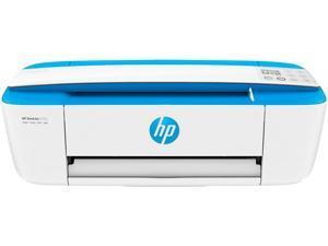 HP DeskJet 3755 All-in-One Wireless Color Inkjet Printer - Blue