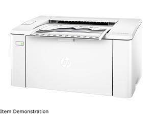 HP LaserJet M102w Wireless Monochrome Laser Printer