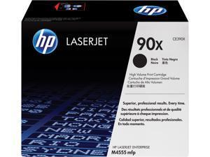 HP 90X High Yield LaserJet Toner Cartridge - Black