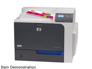 HP Color LaserJet Enterprise CP4525dn CC494AR#BGJ Workgroup Up to 42 ppm 1200 x 1200 dpi Color Print Quality Color Laser Printer