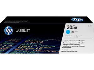 HP 305A LaserJet Toner Cartridge - Cyan