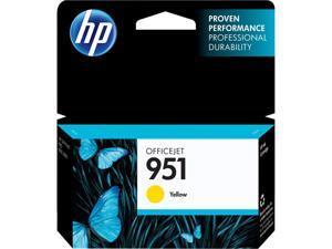 HP 951 Ink Cartridge - Yellow