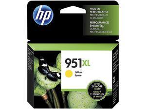 HP 951XL High Yield Ink Cartridge - Yellow