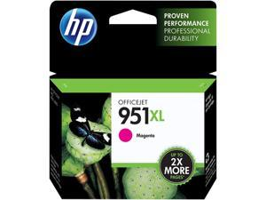 HP 951XL High Yield Ink Cartridge - Magenta