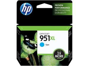 HP 951XL High Yield Ink Cartridge - Cyan