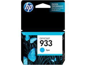 HP 933 Ink Cartridge - Cyan