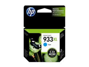 HP 933XL High Yield Ink Cartridge - Cyan