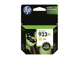 HP 933XL High Yield Ink Cartridge - Yellow
