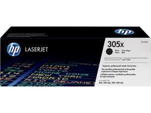 HP 305X High Yield LaserJet Toner Cartridge - Black