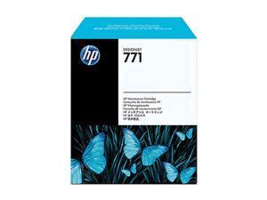 HP 771 Ink Cartridge - Maintenance