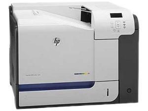 HP LaserJet Enterprise 500 Color M551n Workgroup Up to 33 ppm 1200 x 1200 dpi Color Print Quality Color Laser Printer