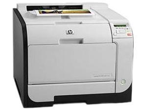 HP LaserJet Pro 400 M451NW (CE956AR#BGJ) Up to 21 ppm 600 x 600 dpi USB/Ethernet/Wireless Duplex Color Laser Printer