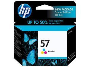 HP 57 Ink Cartridge - Cyan/Magenta/Yellow