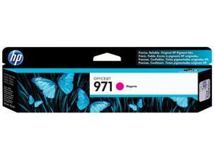 HP 971 Ink Cartridge - Magenta