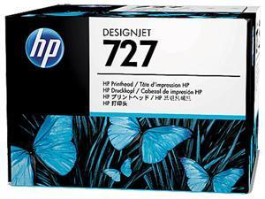 HP 727 (B3P06A) 727 Designjet Printhead 6 Colors