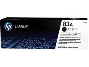 HP 83A LaserJet Toner Cartridge - Black