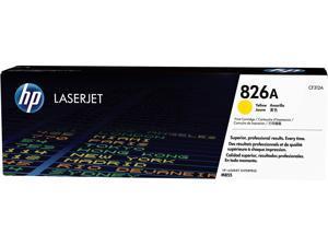 HP 826A LaserJet Toner Cartridge - Yellow