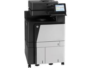 HP LaserJet Enterprise flow M880z+ (D7P71A#BGJ) up to 45 ppm 1200 x 1200 dpi Duplex Color Laser MFP Printer