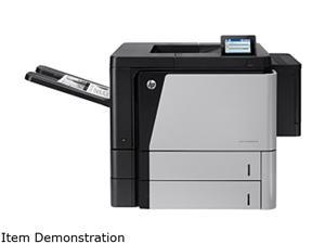 HP LaserJet Enterprise M806dn (CZ244A) 1200 x 1200 dpi USB / Ethernt Monochrome Laser Printer