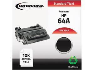 Innovera Compatible Black Toner Cartridge (Alternative for HP 64A/CC364A)