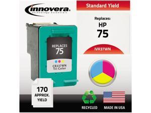 Innovera Compatible Color ink Cartridge (Alternative for HP 75/CB337WN)