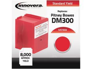 Innovera IVR7659 Red Ink Cartridge